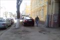 Парковка на Радищева