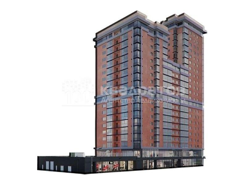 Продажа квартир, в концептуальном жилом комплексе fifty fifty