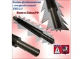 Болт фундаментный с анкерной плитой тип 2.3 М100х3550 ГОСТ 24379.1-80.