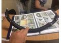 Бампер со штырьками длина 37 см цена 600 руб