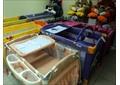 Кровать-манеж в магазине АИСТ ул.Сысольская 6